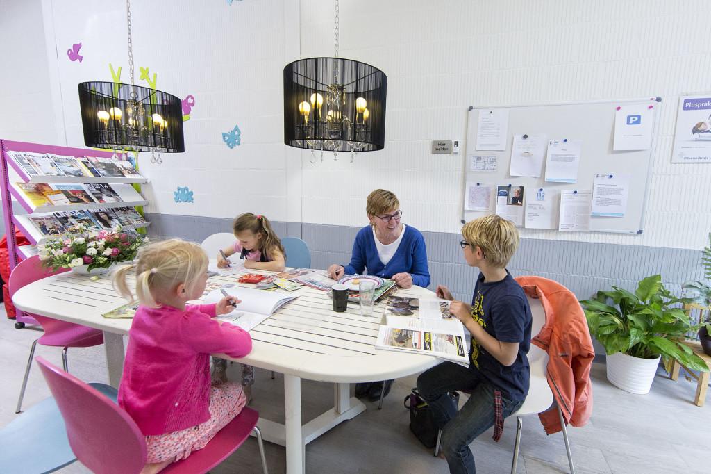 Kinderfysiotherapie Wassenaar, Fotografie Michel Porro