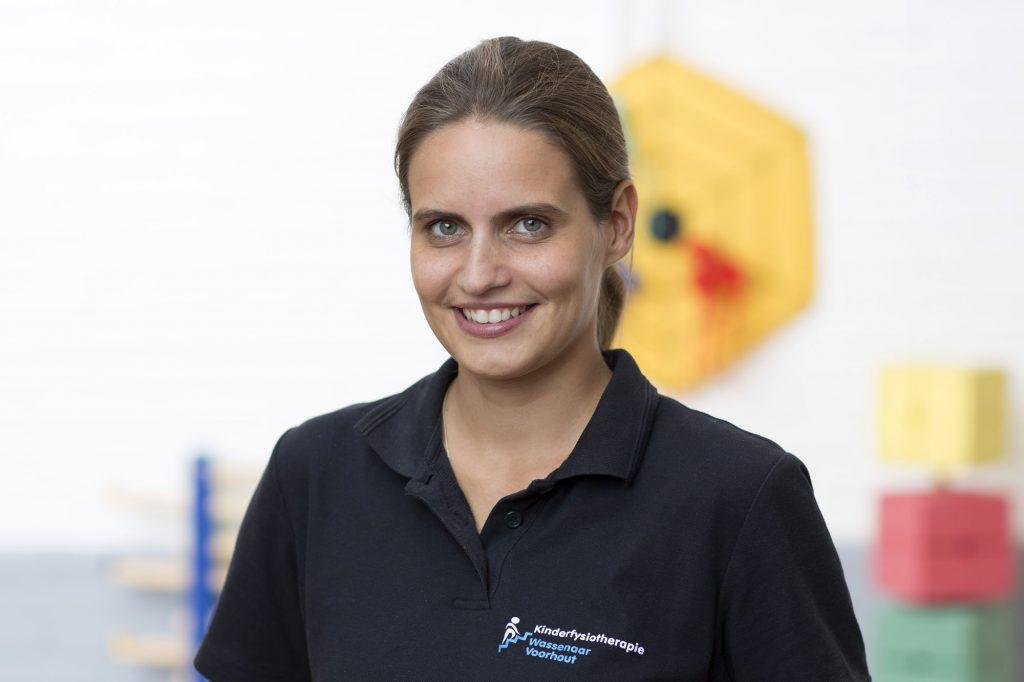 Manon van der Beek - Kinderfysiotherapie Wassenaar/Voorhout [Fotografie Michel Porro]