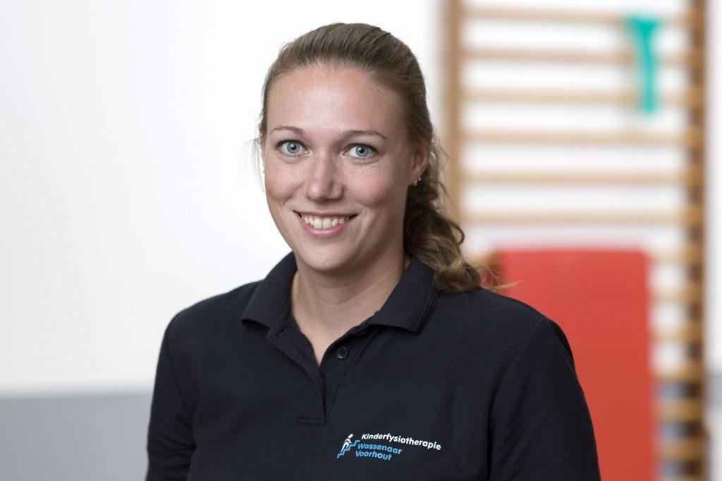 Patricia Kerkvliet - Kinderfysiotherapie Wassenaar/Voorhout [Fotografie Michel Porro]